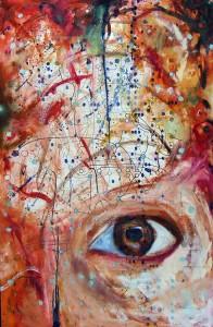 Susan Livengood painting